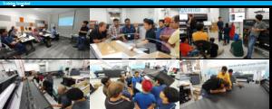 HPLATEXVN training máy in HP Latex R series