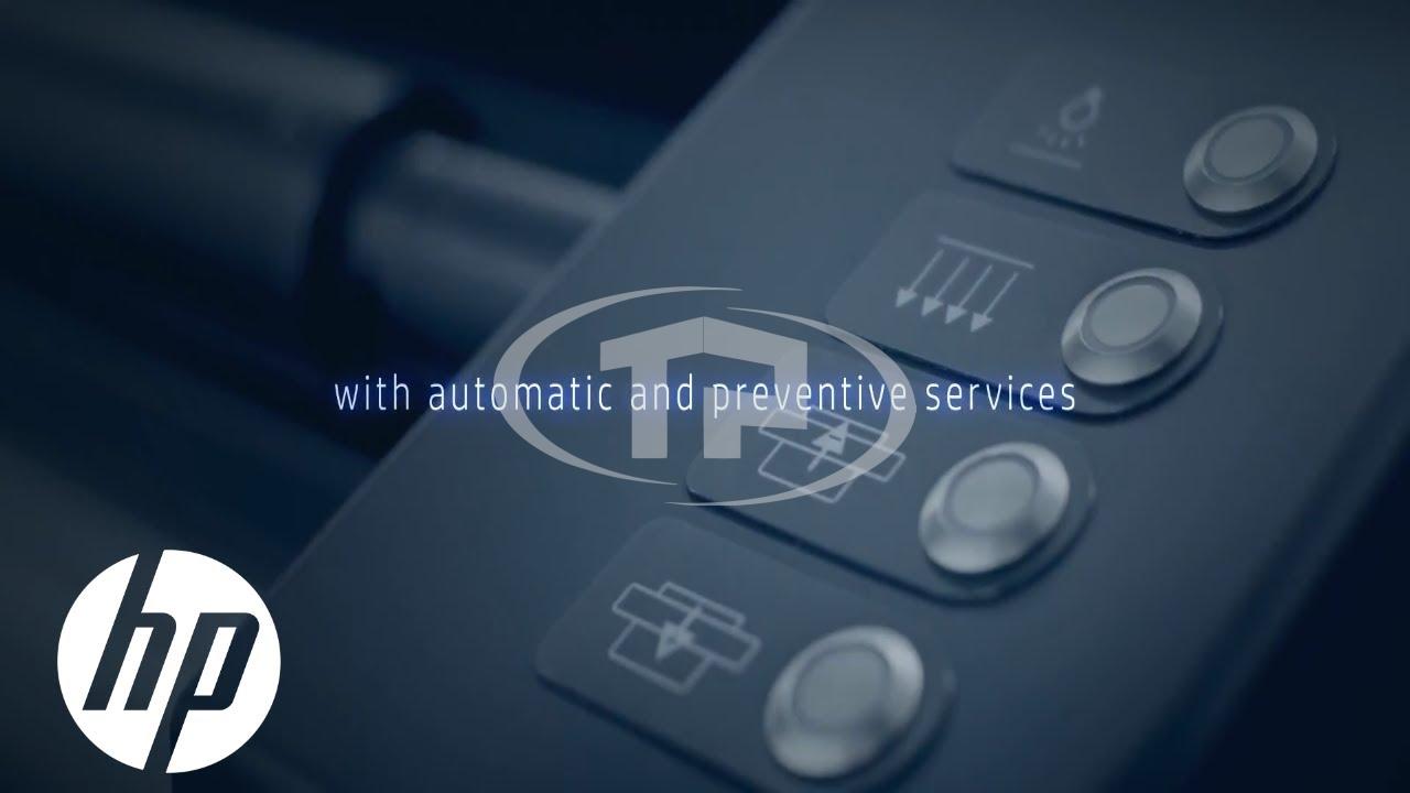 Video ra mắt máy in HP Latex phẳng R series
