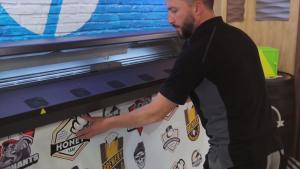 Video giới thiệu máy in HP Latex 335 Print and Cut