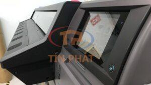 Máy in HP Latex đầu tiên tại Việt Nam sau 2 năm: màn hình