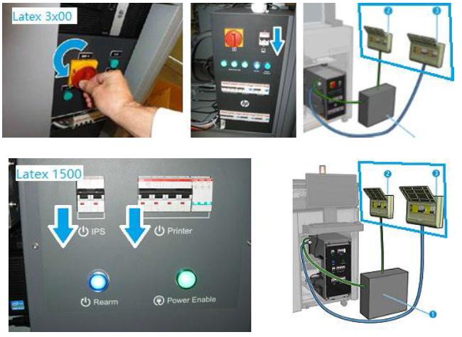 Bảo dưỡng hệ thống điện HP Latex COVID-19